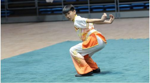 第四届北京国际武术节开幕,三大洲近千名运动员参赛